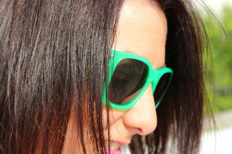 Gafas flúo oakley