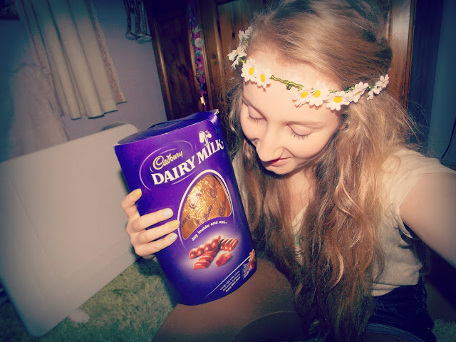 Blogger, Easter Egg, Cadbury, BlondiesStyleFix, Headband, Floral