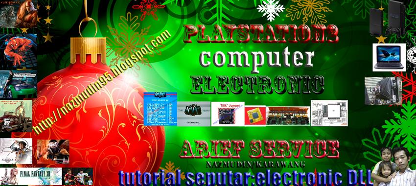 TUTORIAL SEPUTAR PLAYSTATION2COMPUTER&ELECTRONIC.DLL