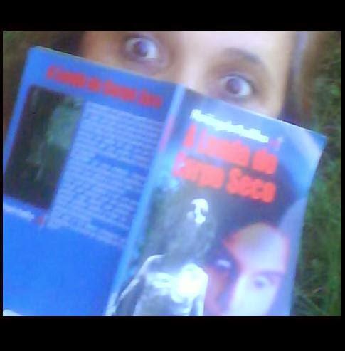 livro A LENDA DO CORPO SECO