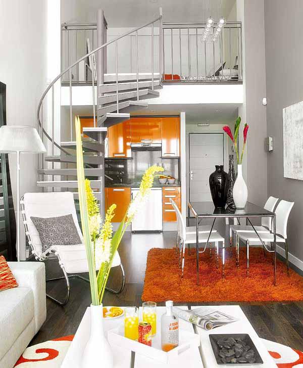 Desain Interior Rumah Kecil MungilSempit | Sumber gambar : images.google.com & 20+ Desain Interior Minimalis Untuk Rumah Kecil
