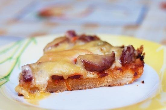 Пица на сковородке