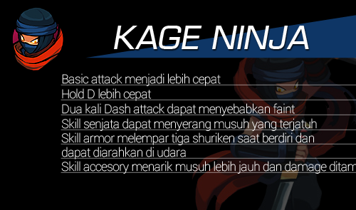 Hero Reform kage Ninja
