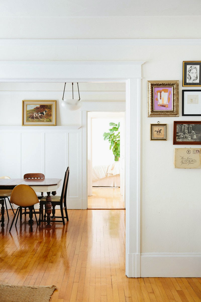 Noir blanc un style Petite maison minimaliste