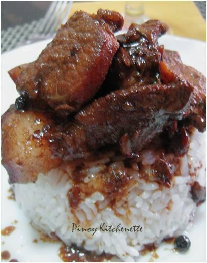 Pork Adobo ~ Pinoy Kitchenette