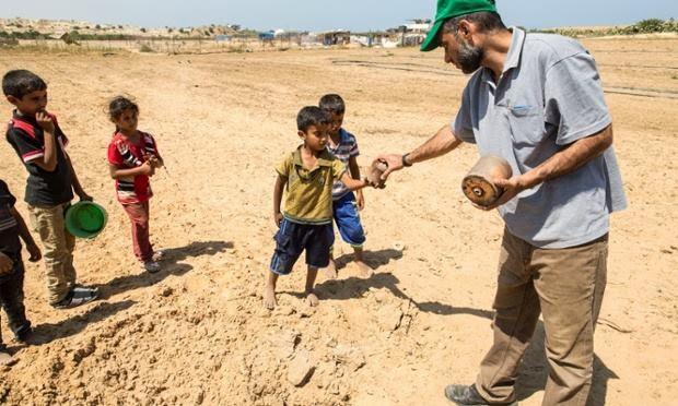pakar bomb gaza meninggal dunia 1