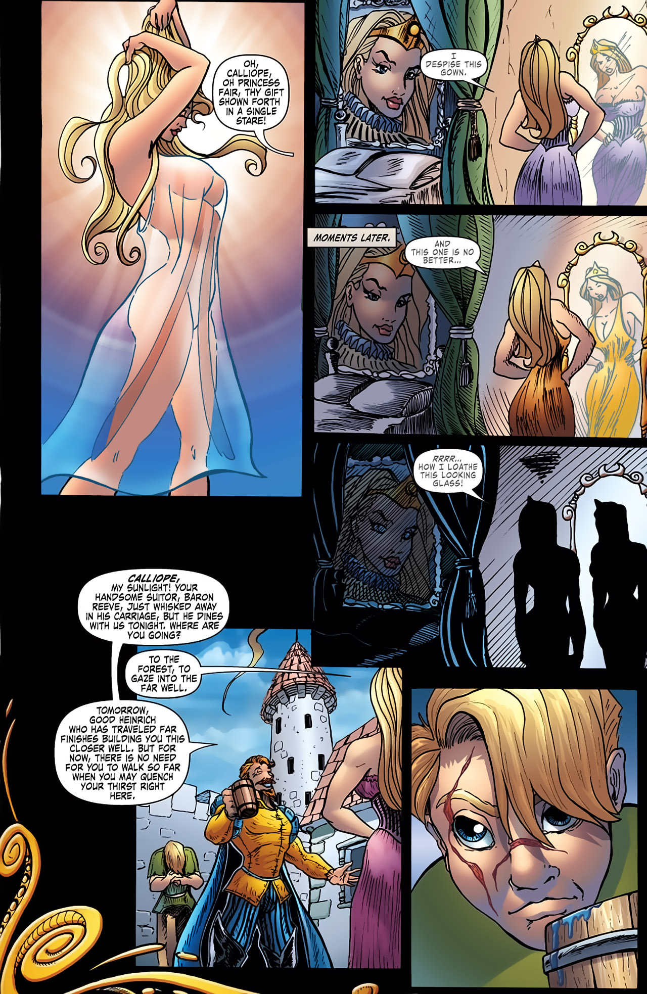 Grimm Fairy Tales (2005) Issue #10 #13 - English 5