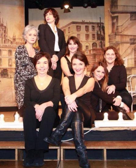 cosa fare sabato 21 febbraio a Milano: divertente spettacolo de Le Scemette