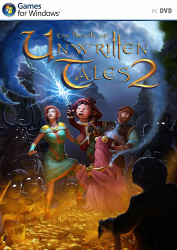 The Book of Unwritten Tales 2 PC Full