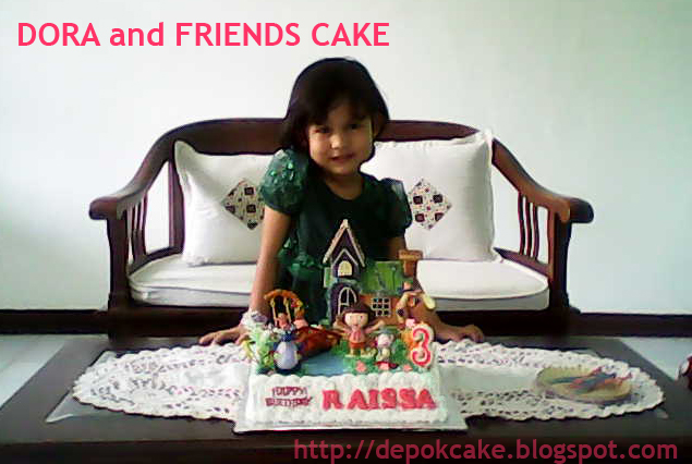 pesan+kue+karakter+dora,+dora+and+friends+cake,kue+ulang+tahun ...