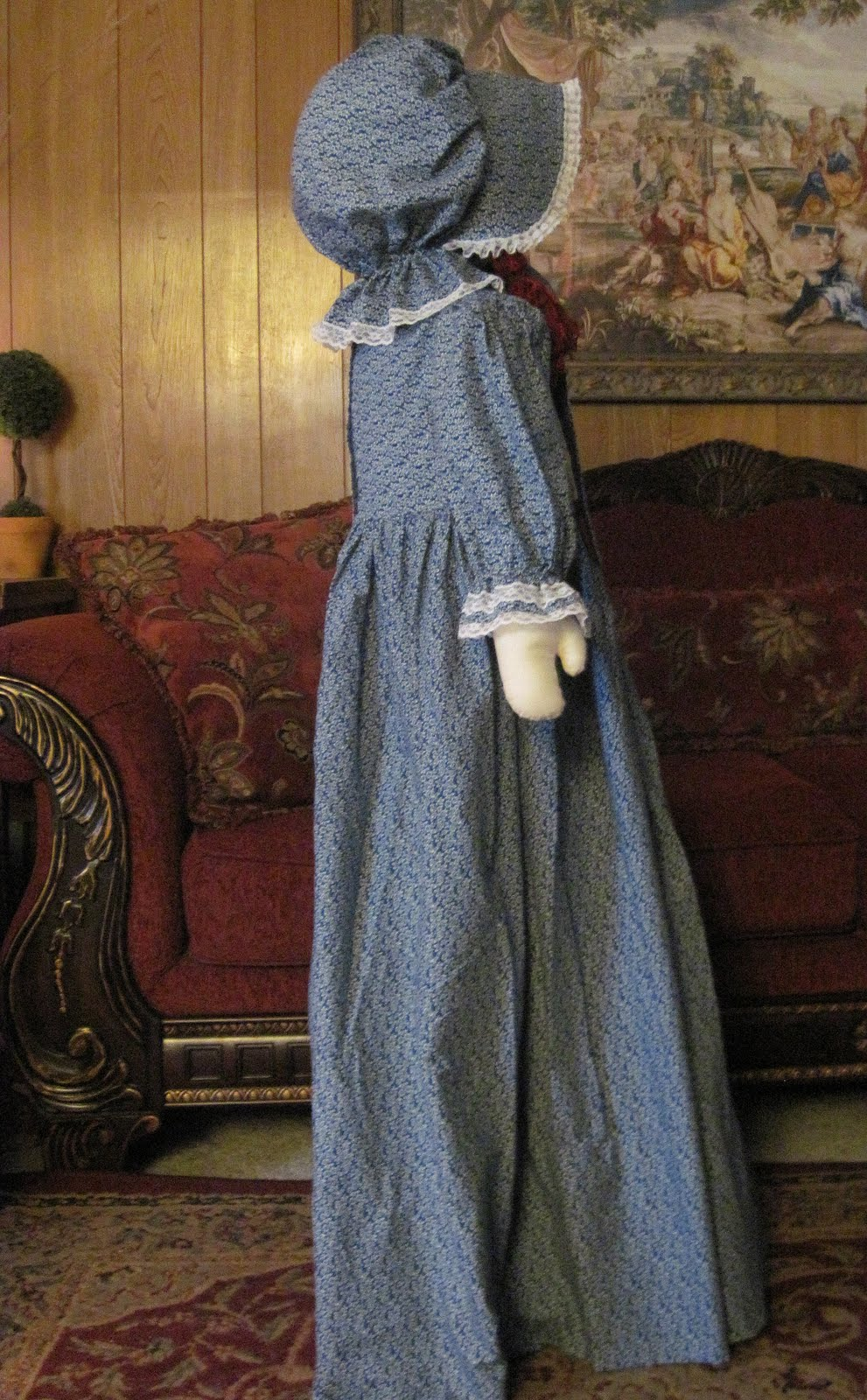 A Slice Of Texas Blog Doll Vacuum Cover