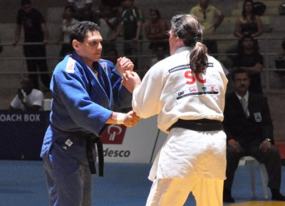Copa Sênior de Judô tem participação de 16 atletas do RN
