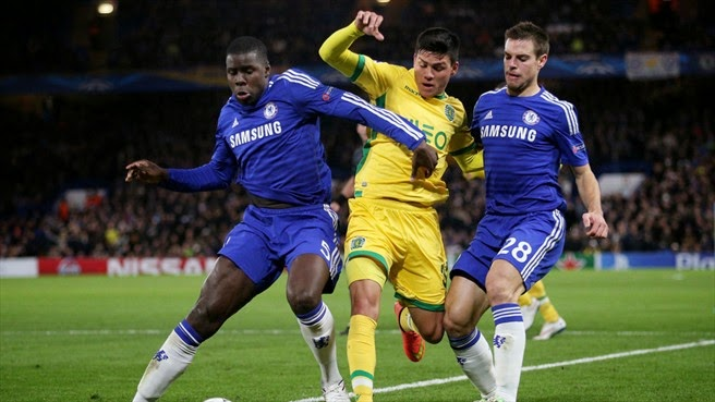 VIDEO Chelsea 3 - 1 Sporting Lisbonne