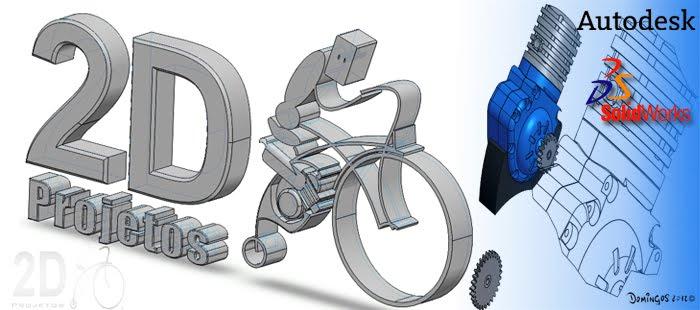 Logo 2DProjetos