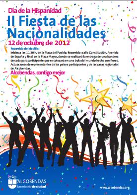 Nosolometro ii fiesta de las nacionalidades en alcobendas - Fiestas en alcobendas ...