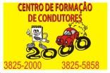 Auto Escola e Moto Pista 2000