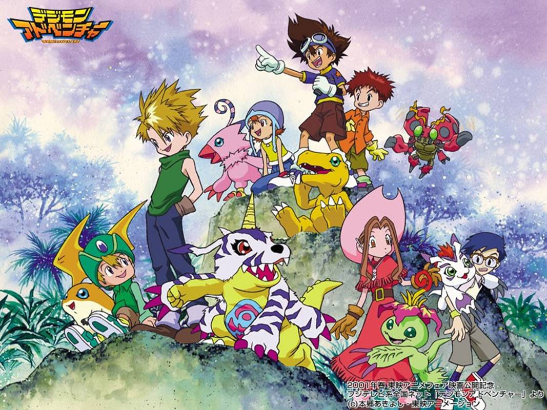 Digimon Adventure 1 Español Latino [MediaFire]