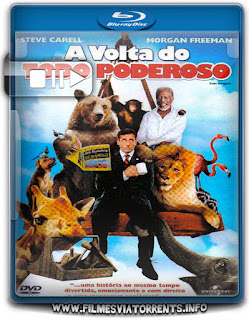 A Volta Do Todo Poderoso Torrent - BluRay Rip 1080p Dublado 5.1