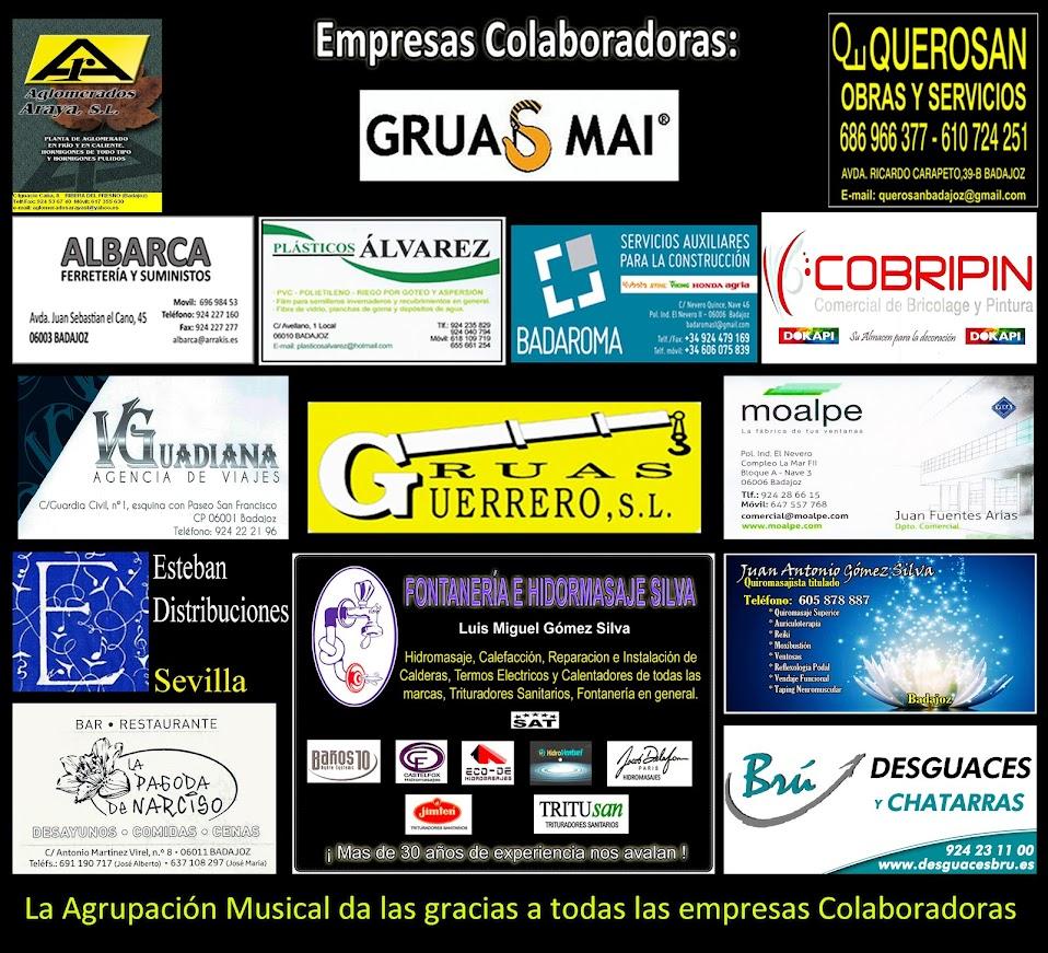 Empresasa Colaboradoras 2019