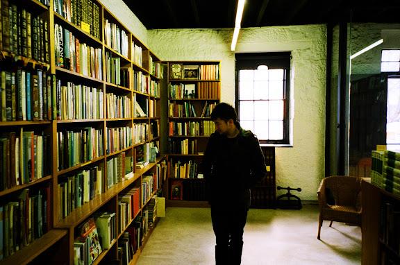Hobart Tasmania book store