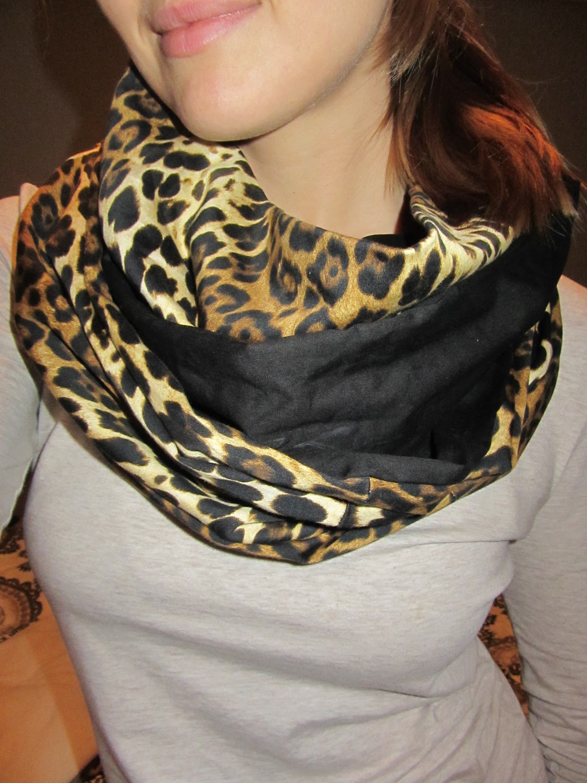 Kreativ oder Primitiv?: Easy Loop Schal