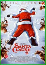 Santa Clausula 2 | DVDRip Latino HD Mega