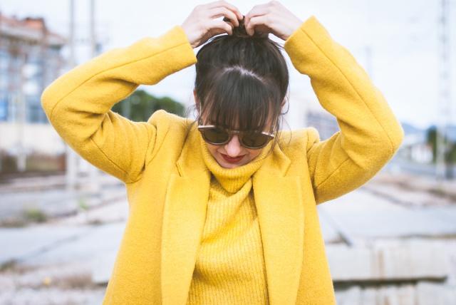 Pimkie Yellow Coat