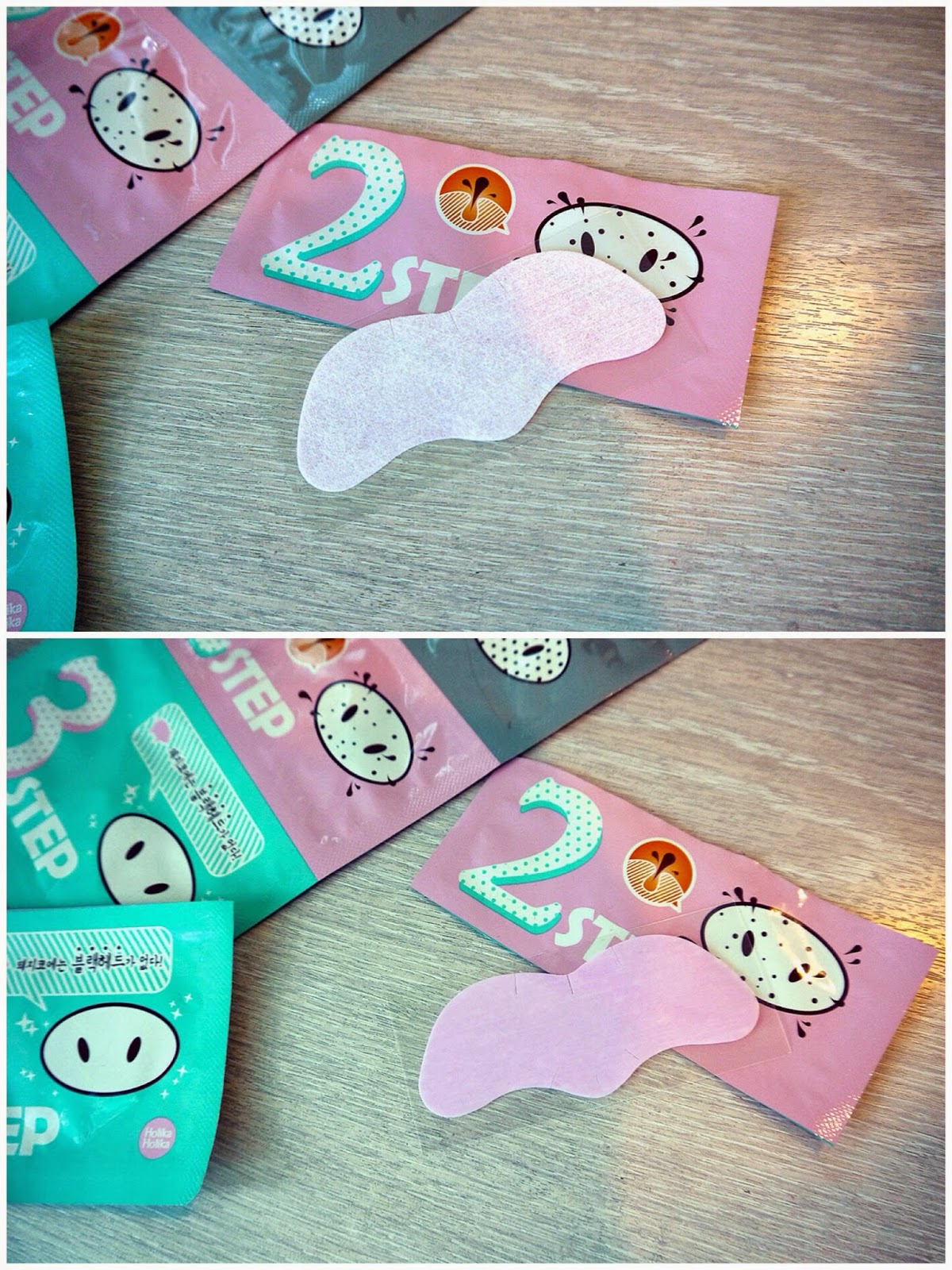 March 2015 A New Chapter Of Monthly Picks Baoers Holika Pig Nose Clear Black Head Perfect Sticker 10pcs Step 2 Works Like Normal Blackhead Pack Wet Your With Water Gentle Reminder Not Too And Place On After 10 15 Minutes