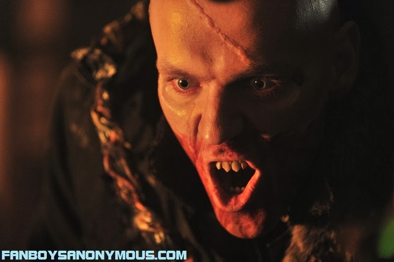 Saw 3D and Survival of the Dead's Dru Viergever monstrous cannibal transformation in The Colony