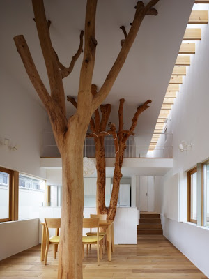 Garden Tree House, Baumhaus