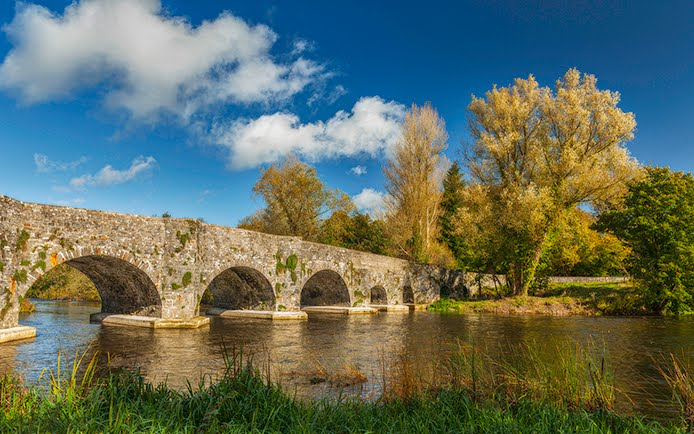 Kilcarn Bridge. Navan. Ireland