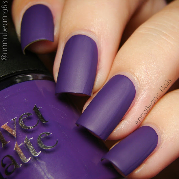annabean's nails favourites