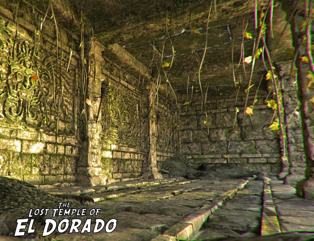 Temples perdus: El Dorado