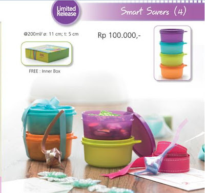Tupperware Smart Savers