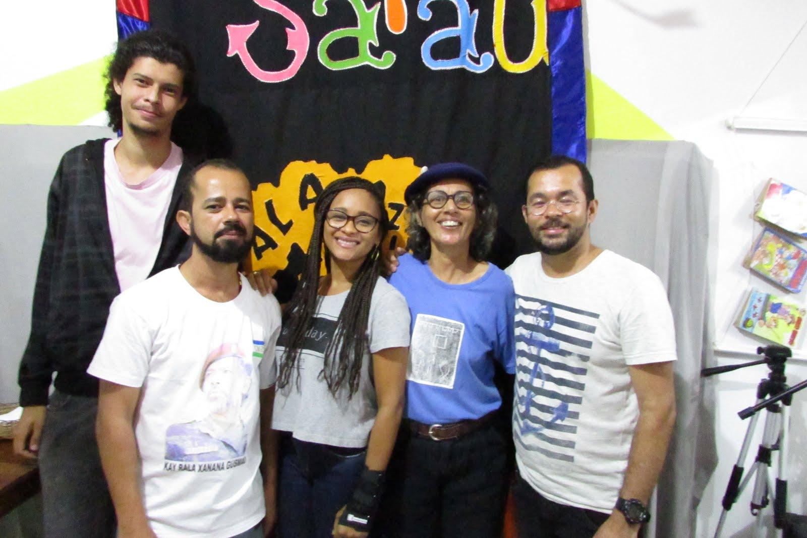 IV Sarau Alacazum 2018