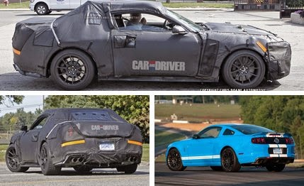 2015 ford mustang shelby gt500 convertible