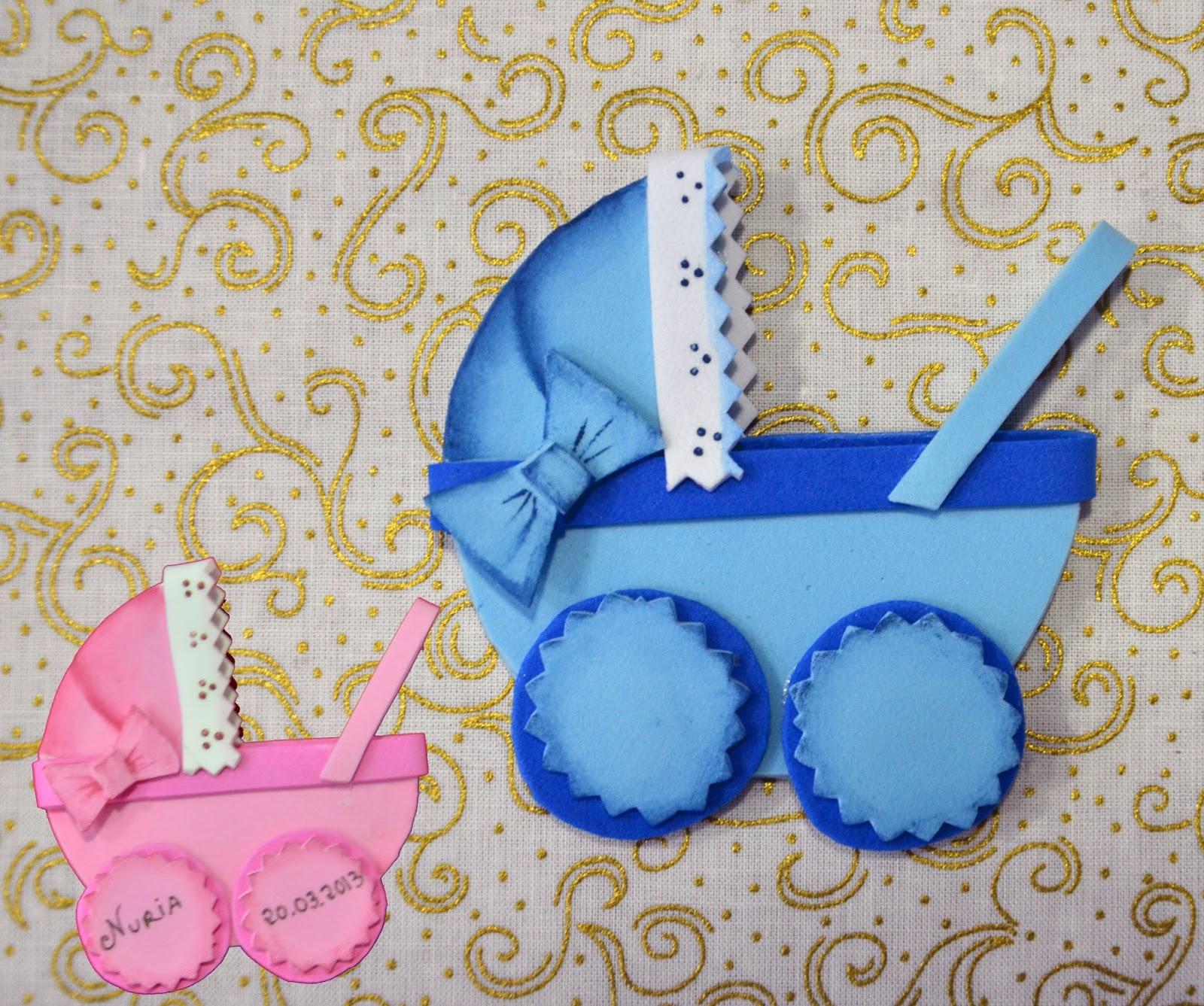 Plantillas de goma eva para bebes interesting carteles en - Plantillas goma eva ...