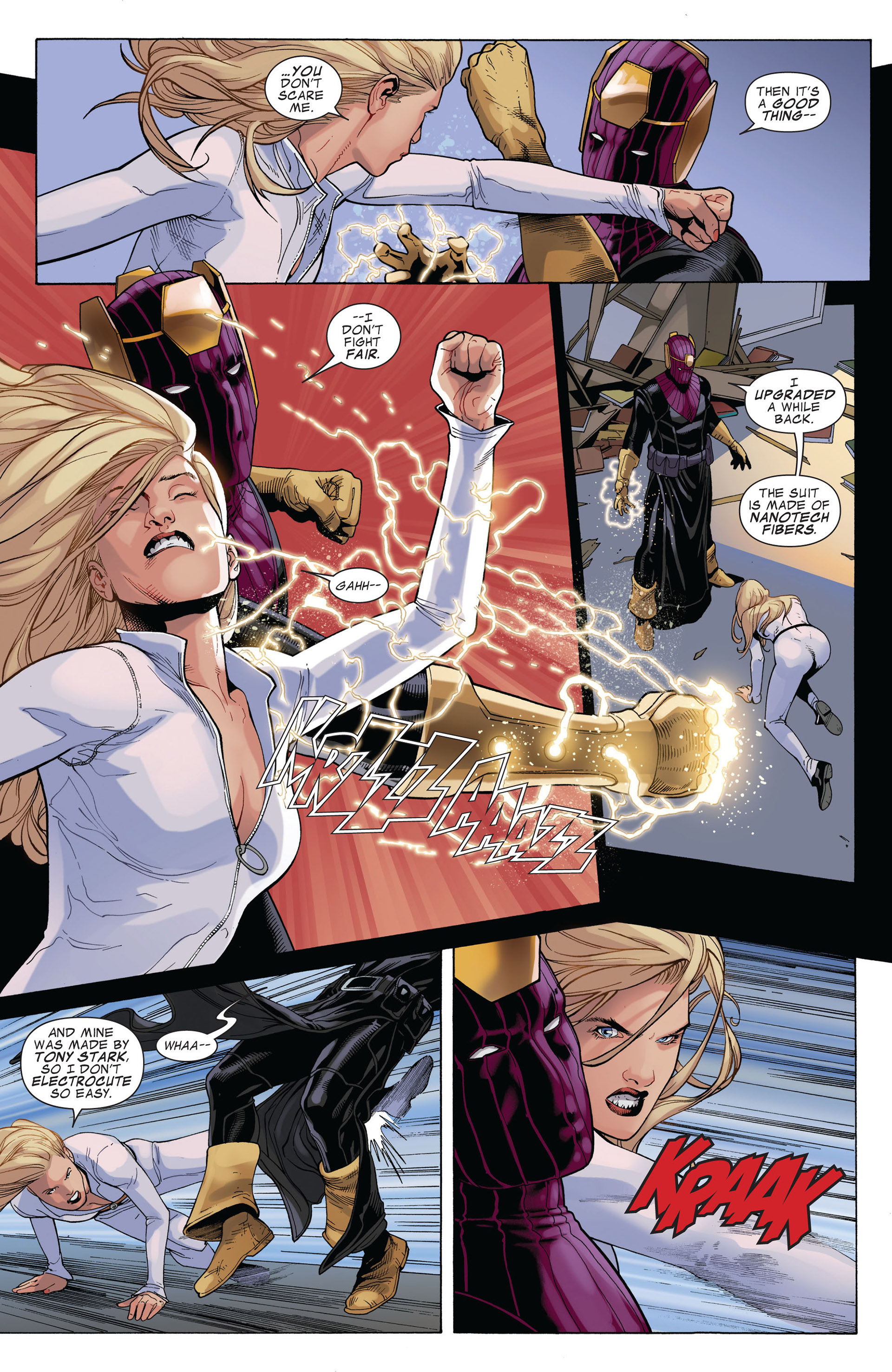 Captain America (2011) Issue #3 #3 - English 11