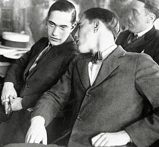 a report of the trial of richard loeb and nathan leopold Loeb-leopold murder of franks in chicago may 21 1924 [the kidnapping and murder of robert franks by richard loeb and nathan leopold trial package thrown.