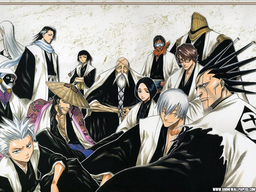 Bleach Wallpaper Anime Wallpapers