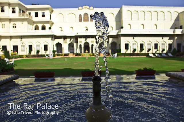 The Raj Palace - clicked by Isha Trivedi