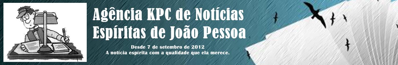 Agência KPC de Notícias Espíritas - João Pessoa