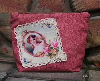 косметичка текстиль