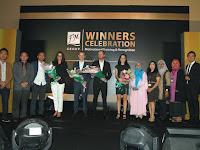 FM Winners Celebration & Graduation Night 2015