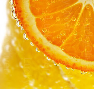 life is like an orange juice :)