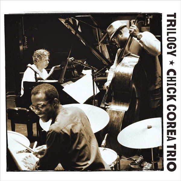 CHICK COREA:  TRILOGY