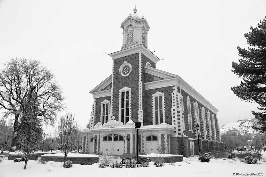 Logan Tabernacle Concert and Lecture Series
