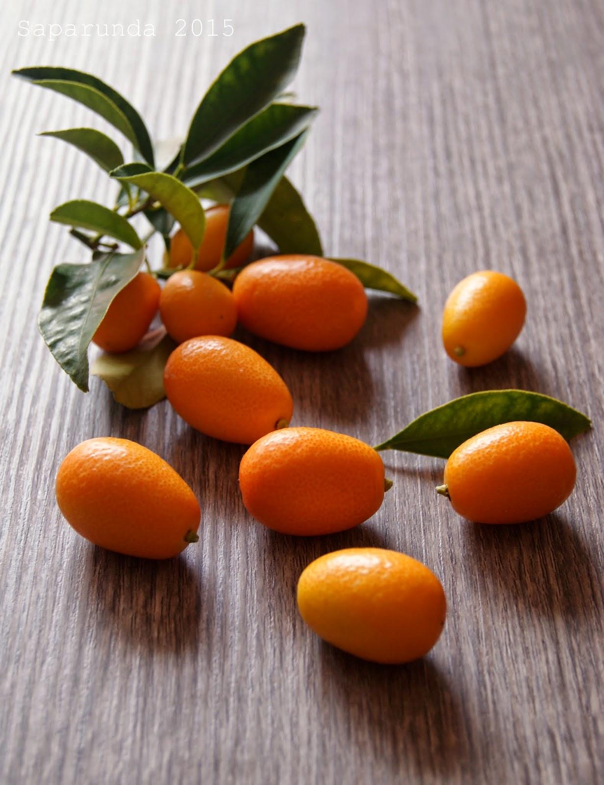 Torta con i kumquat