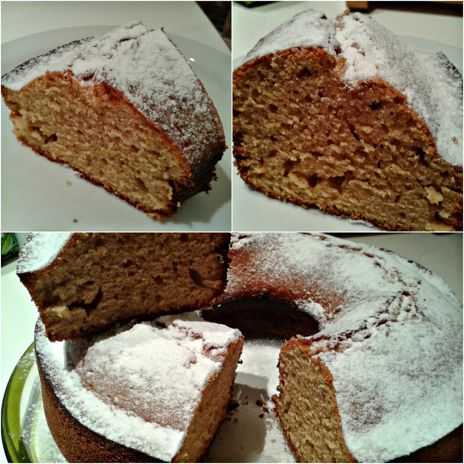 "Maple ""bundt"" Cake (primera Versión)"
