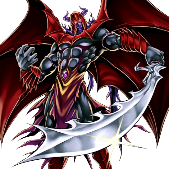 Yu-Gi-Oh! Cards Without Backgrounds: Fiend / Dark